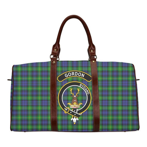 Tartan Travel Bag - Gordon Clan | Scottish Travel bag | 1sttheworld