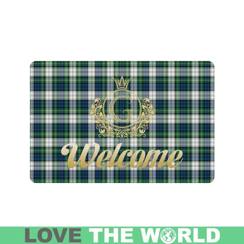 Image of Gordon Dress Ancient Tartan Doormat HJ4 |Home Set| Love The World