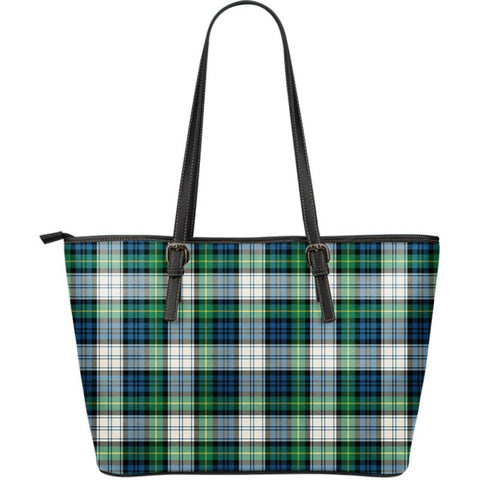 Gordon Dress Ancient Tartan Handbag - Large Leather Tartan Bag Th8 |Bags| Love The World