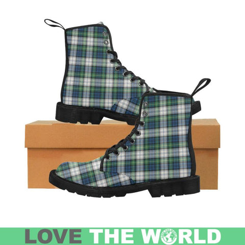 Image of Gordon Dress Ancient Tartan Martin Boots | Scotland Boots | Over 500 Tartans