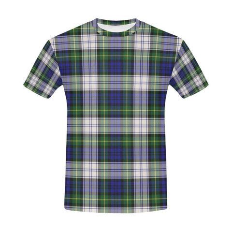 Image of Tartan T-shirt - Gordon Dress Modern| Tartan Clothing | Over 500 Tartans and 300 Clans