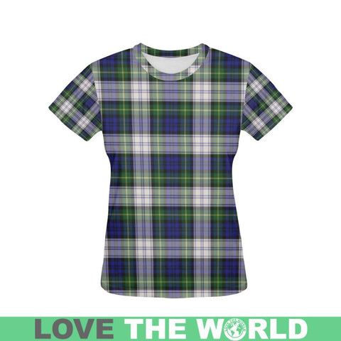 Tartan T-shirt - Gordon Dress Modern| Tartan Clothing | Over 500 Tartans and 300 Clans
