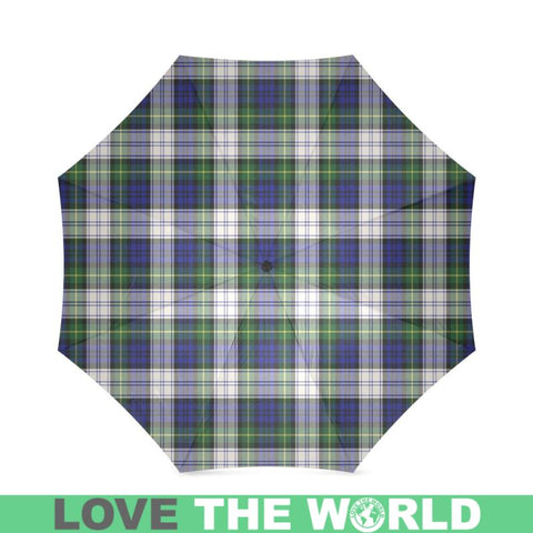 Gordon Dress Modern Tartan Foldable Umbrella Th8 |Accessories| 1sttheworld