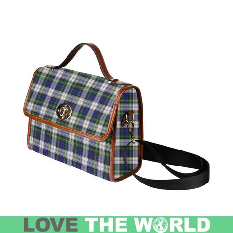 Gordon Dress Modern Tartan Plaid Canvas Bag | Online Shopping Scottish Tartans Plaid Handbags