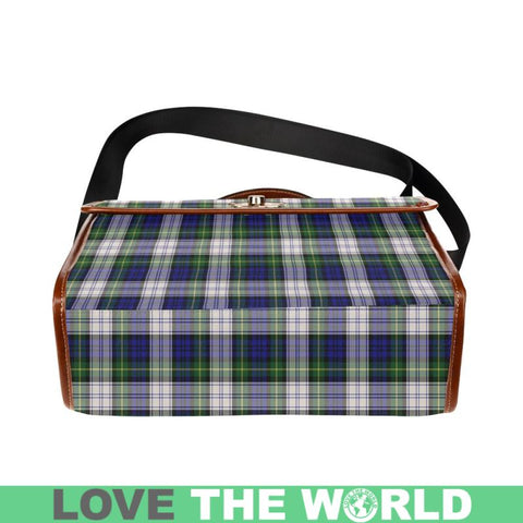 Image of Gordon Dress Modern Tartan Plaid Canvas Bag | Online Shopping Scottish Tartans Plaid Handbags