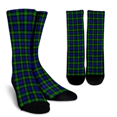 Gordon Modern Tartan Socks, scotland socks, scottish socks, Xmas, Christmas, Gift Christmas, noel, christmas gift, tartan socks, clan socks, crew socks, warm socks