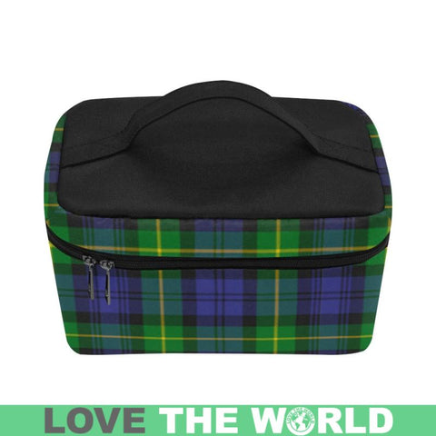 Image of Tartan Lunch Bag - Gordon Modern | Scotland Lunch Box | 1sttheworld