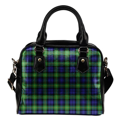 Gordon Modern Tartan Shoulder Handbag - Bn Handbags