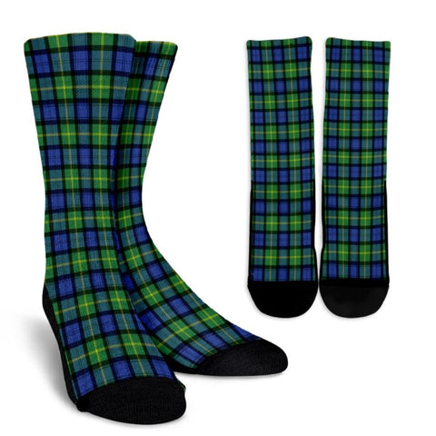 Gordon Old Ancient Tartan Socks, scotland socks, scottish socks, Xmas, Christmas, Gift Christmas, noel, christmas gift, tartan socks, clan socks, crew socks, warm socks