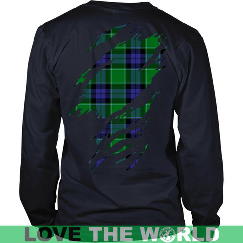 Image of Graham Tartan Shirt And Tartan Hoodie In Me