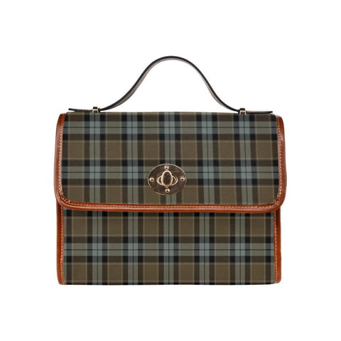 Graham Of Menteith Weathered Tartan Canvas Bag | Waterproof Bag | Scottish Bag