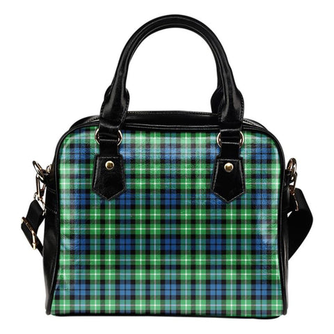 Tartan Shoulder Handbag - Graham Of Montrose Modern