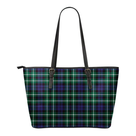 Graham Of Montrose Modern  Tartan Handbag - Tartan Small Leather Tote Bag Nn5 |Bags| Love The World