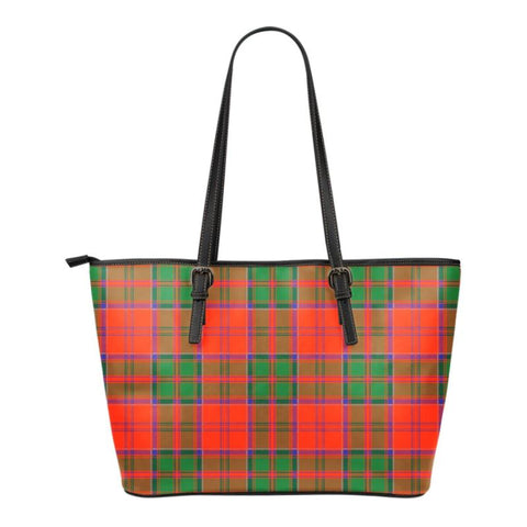 Grant Ancient  Tartan Handbag - Tartan Small Leather Tote Bag Nn5 |Bags| Love The World