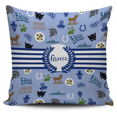 Greece Pillow N3 Pillows