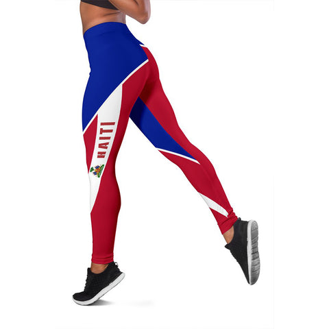 Image of Haiti Active Leggings | Women Pants | Clothing