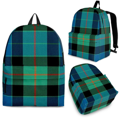 Gunn Ancient Tartan Backpack Backpacks