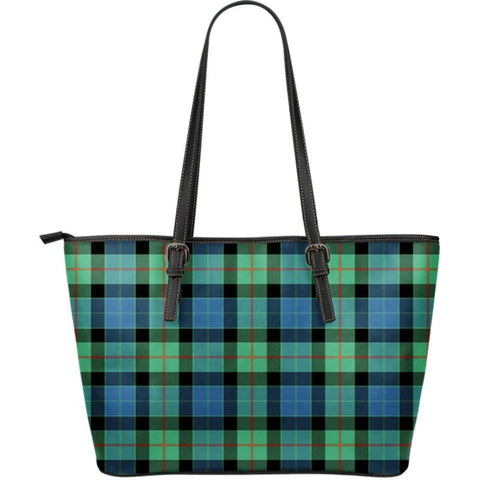 Gunn Ancient Tartan Handbag - Large Leather Tartan Bag Th8 |Bags| Love The World