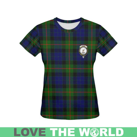 Tartan T-shirt - Gunn Clan | Over 500 Tartans and 300 Clans | Love Scotland