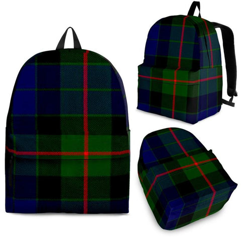 Gunn Modern Tartan Backpack Backpacks