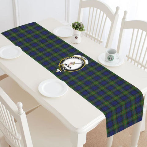 Gunn Modern Tartan Table Runner - Tm Runners