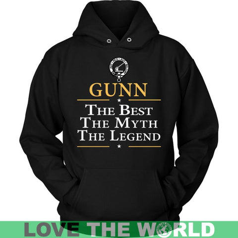 Gunn The Best N6 Gildan Womens T-Shirt / Black S T-Shirts