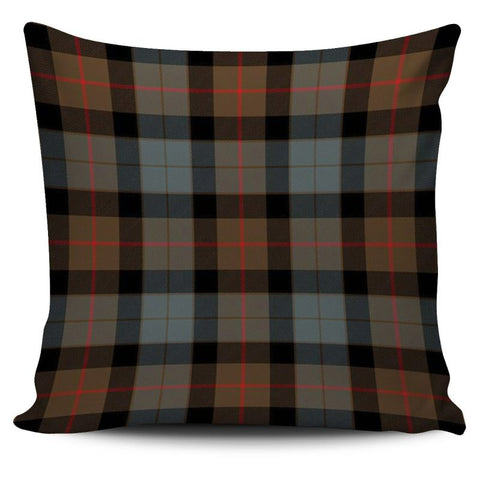 Gunn Weathered Tartan Pillow - Bn Pillows