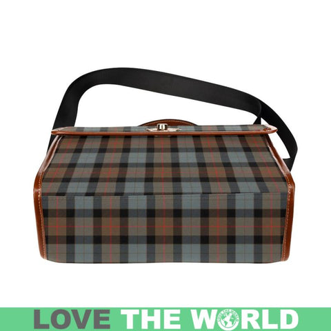 Gunn Weathered Tartan Plaid Canvas Bag | Online Shopping Scottish Tartans Plaid Handbags