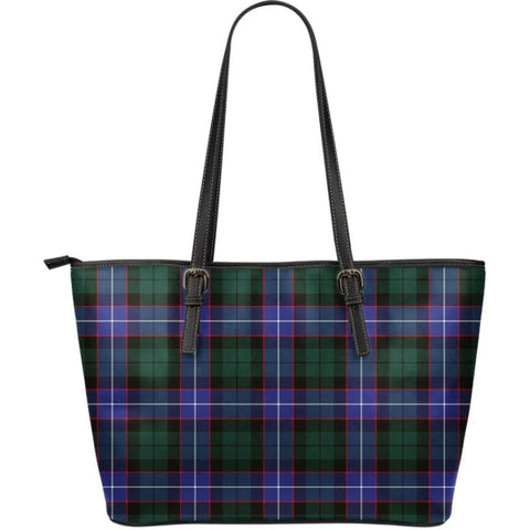 Guthrie Modern Tartan Handbag - Large Leather Tartan Bag Th8 |Bags| Love The World