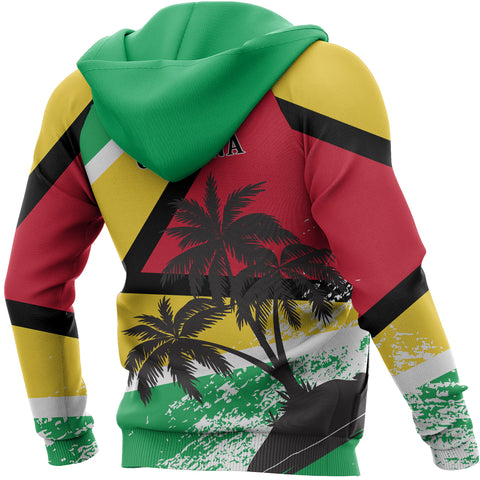 Guyana Special Zip Hoodie | Women & Men | High Quality Print