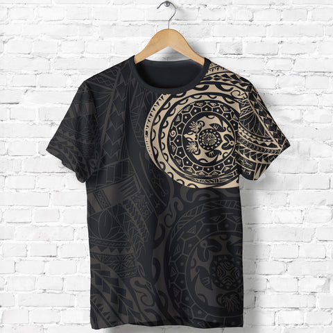 Polynesian Tattoo Style T-Shirt Version 2.0