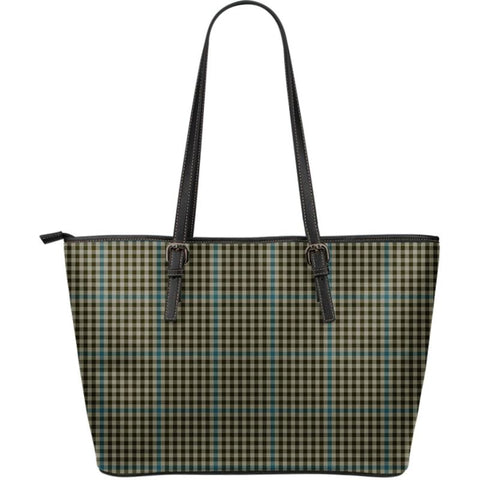 Haig Check Tartan Handbag - Large Leather Tartan Bag Th8 |Bags| Love The World