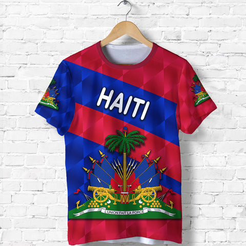 1st The World Haiti T Shirt Sporty Style | Clothing | Love Haiti