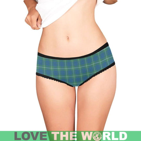 Hamilton Hunting Ancient Tartan Briefs Hj4 Xs / Womens All Over Print Boxer Briefs (Model L13)