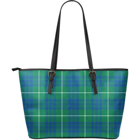 Hamilton Hunting Ancient Tartan Handbag - Large Leather Tartan Bag Th8 |Bags| Love The World