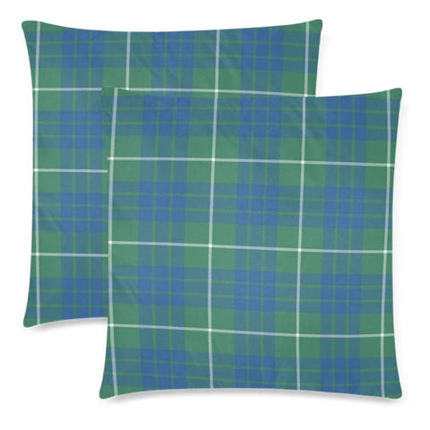 Hamilton Hunting Ancient Tartan Pillow Cases Hj4 One Size / Hamilton Hunting Ancient Back Custom