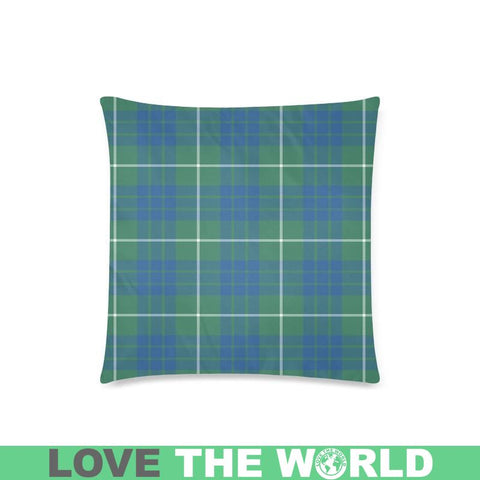 Image of Hamilton Hunting Ancient Tartan Pillow Cases Hj4 One Size / Hamilton Hunting Ancient Back Custom