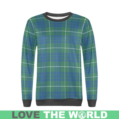 Image of Hamilton Hunting Ancient Tartan Sweatshirt Nn5 |Clothing| 1sttheworld