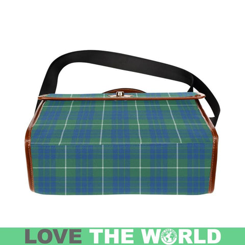 Image of Hamilton Hunting Ancient  Tartan Plaid Canvas Bag | Online Shopping Scottish Tartans Plaid Handbags