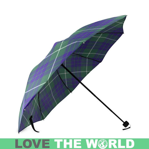 Image of Hamilton Hunting Modern Tartan Foldable Umbrella Th8 |Accessories| 1sttheworld
