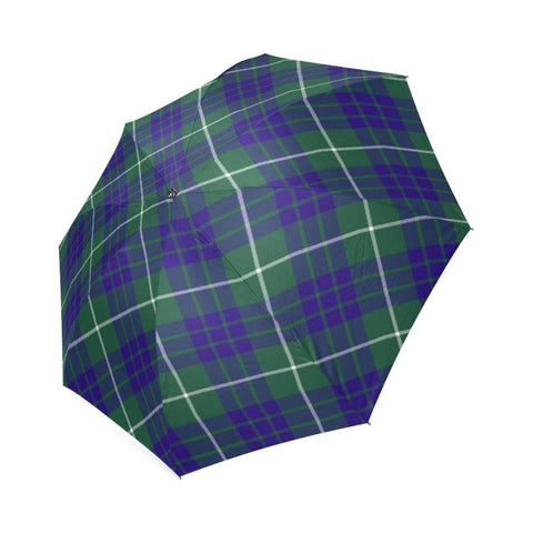 Hamilton Hunting Modern Tartan Foldable Umbrella Th8 |Accessories| 1sttheworld