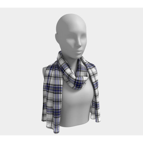 Image of Tartan Long Scarf - Hannay