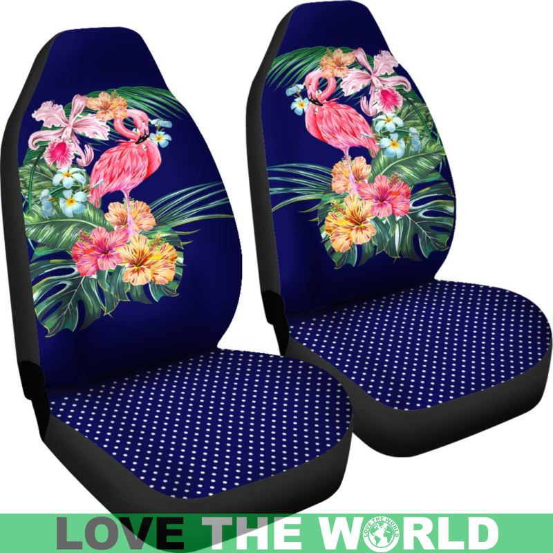 Hawaiian Car Seat Covers >> Hawaiian Car Seat Covers Set Of 2 Universal Fit S9