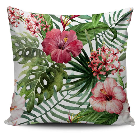 Hawaii Flower Pillow Covers H5 Pillows