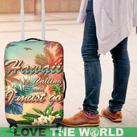 Hawaii Is Calling Luggage Cover Z1 Covers