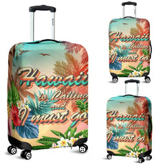 HAWAII IS CALLING LUGGAGE COVER A5