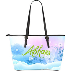 Hawaii Large Leather Tote 02 Totes