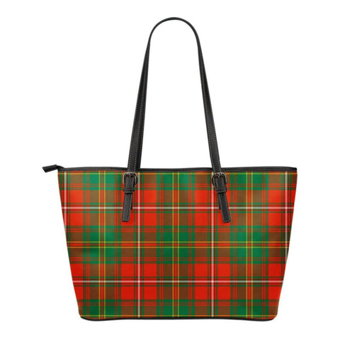 Hay Ancient  Tartan Handbag - Tartan Small Leather Tote Bag Nn5 |Bags| Love The World