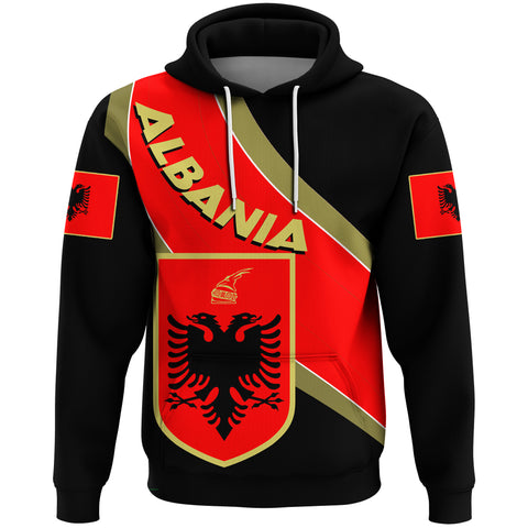 Albania Hoodie - Special Flag