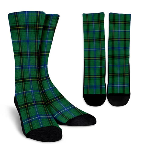Henderson Ancient Tartan Socks, scotland socks, scottish socks, Xmas, Christmas, Gift Christmas, noel, christmas gift, tartan socks, clan socks, crew socks, warm socks